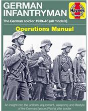 German Infantryman Operations Manual
