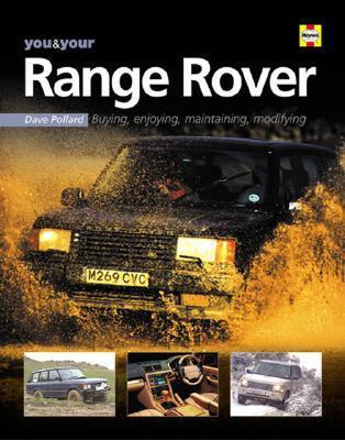 You and Your Range Rover - Front Cover