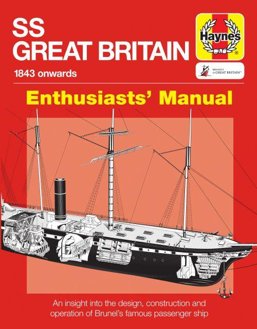 SS Great Britain Enthusiasts' Manual - Front Cover