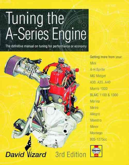Tuning the A-Series Engine (3rd Edition) - Front Cover