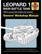 Leopard 1 Main Battle Tank Haynes Owners Workshop Manual