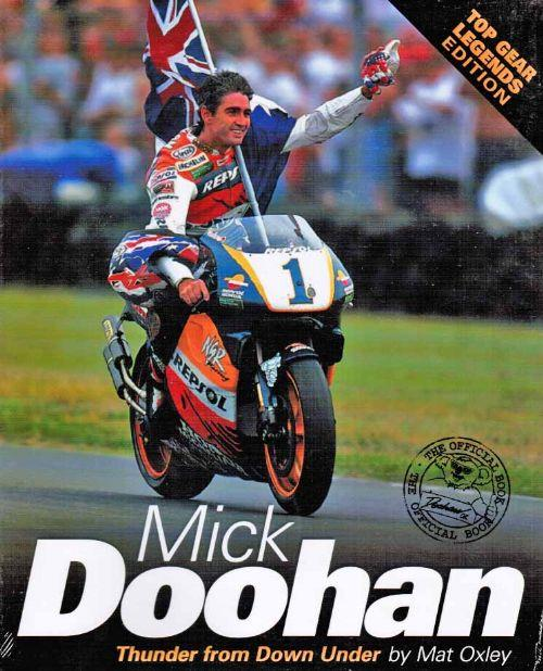 Mick Doohan : Thunder From Down Under - Front Cover