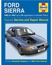 Ford Sierra 4 Cylinder Petrol 1982 - 1993 Haynes Owners Service & Repair Manual