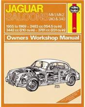 Jaguar Mk I & II, 240 & 340 Saloons 1955 - 1969