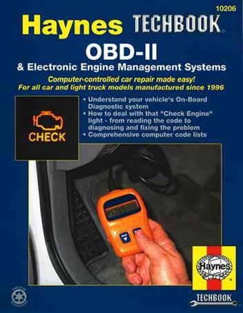 OBD-II (96 on) Engine Management Systems (USA Manual) - Front Cover