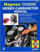 Weber Carburetor Manual : Haynes Techbook