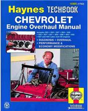 Chevrolet Engine Overhaul Manual : Haynes Techbook