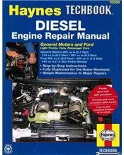 Diesel Engine Repair Manual: Haynes Techbook