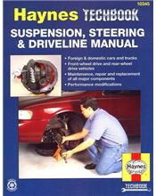 Suspension, Steering and Driveline Manual : Haynes Techbook