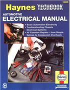 Automotive Electrical Manual - Front Cover
