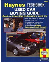 Used Car Buying Guide: Haynes Techbook