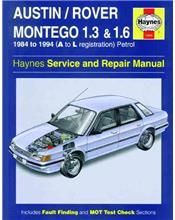 Austin / Rover Montego (Petrol) 1984 - 1994