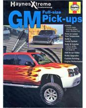 GM Pick-Ups: Haynes Xtreme Customising