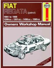 Fiat Regata (Petrol) 1984 - 1988 Haynes Owners Service & Repair Manual