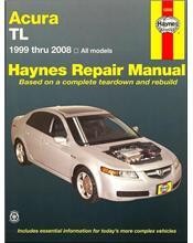 Honda Acura TL (Honda Accord) (Petrol) 1999 - 2008