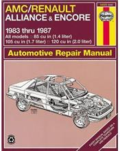 AMC / Renault Alliance & Encore 1983 - 1987