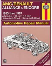 AMC / Renault Alliance & Encore 1983 - 1987