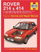 Rover 214 & 414 Petrol 1989 - 1996
