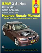 BMW 3-Series (Petrol) 2006 - 2014 Haynes Owners Service & Repair Manual