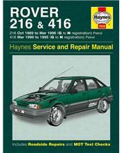 Rover 216 & 416 Petrol 1989 - 1996