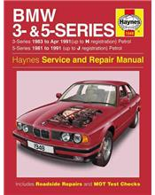 BMW 3 Series (E30) & 5 Series (E28 & E34) 1981 - 1991