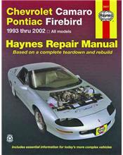 Chevrolet Camaro & Pontiac Firebird 1993 - 2000