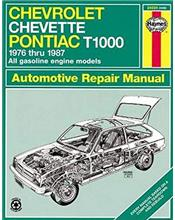 Chevette Pontiac 1976 - 1987 Haynes Owners Service & Repair Manual