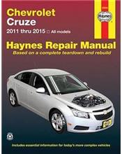 Chevrolet Cruze (Holden Cruze) 2011 - 2015 Haynes Owners Service & Repair Manual