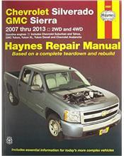 Chevrolet Silverado, GMC Sierra 2WD & 4WD (Petrol) 2007 - 2013