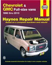Chevrolet Express & GMC Savana Vans 1996 - 2010