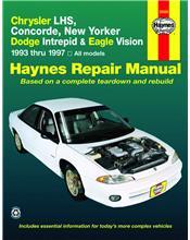 Chrysler LHS/Concorde & Dodge Intrepid 1993 - 1997