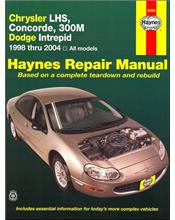 Chrysler LHS, Concorde, 300M & Dodge Intrepid 1998 - 2004