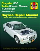 Chrysler 300 Dodge Charger & Magnum 2005 - 2010 Haynes Repair Manual
