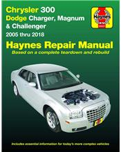 Chrysler 300 Dodge Charger & Magnum 2005 - 2010