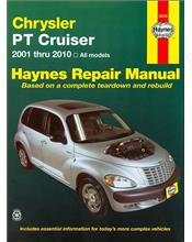 Chrysler PT Cruiser 2001 - 2010 Haynes Owners Service & Repair Manual