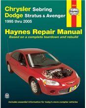 Chrysler Sebring & Dodge Stratus, Avenger 1995 - 2005