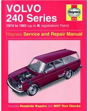 Volvo 240 Series Petrol 1974 - 1993 Haynes Owners Service & Repair Manual