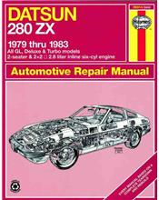 Datsun 280ZX (Petrol) 1979 - 1983 Haynes Owners Service & Repair Manual