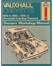 Vauxhall Chevette 1975 - 1983 Owners Workshop Manual