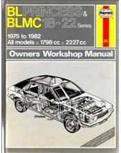 BL Princess & BLMC 18-22 Series (Petrol) 1975 - 1982