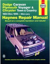 Dodge Caravan, Plymouth Voyager & Chrysler Town & Country (Petrol) 1984 - 1995