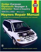 Dodge Caravan, Plymouth Voyager & Chrysler Town & Country 1996 - 2002