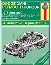 Dodge Omni & Plymouth Horizon (Petrol) 1978 - 1990