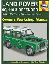 Land Rover 90, 110 & Defender (Diesel) 1983 - 2007