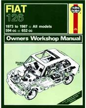 Fiat 126 1973 - 1987 Haynes Owners Service & Repair Manual