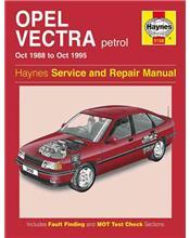 Opel Vectra Petrol 1988 - 1995 Haynes Owners Service & Repair Manual