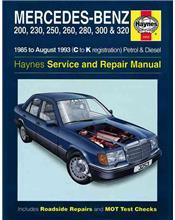 Mercedes Benz W124 Series Petrol & Diesel 1985 - 1993