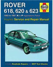 Rover 618, 620 & 623 Petrol 1993 - 1997