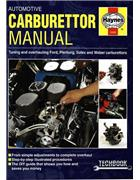 Automotive Carburettor Manual (Haynes Techbooks)