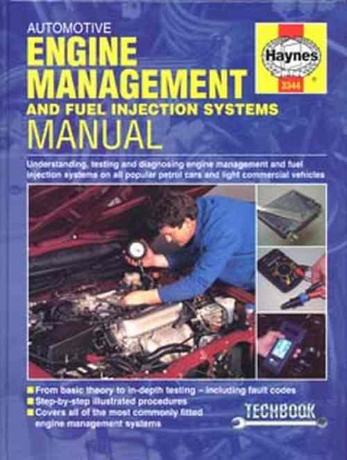 Automotive Engine Management & Fuel Injection Systems Manual - Front Cover